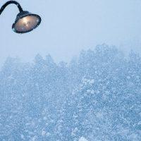 こーこーと降る雪