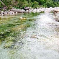 のんのんと川が流れる