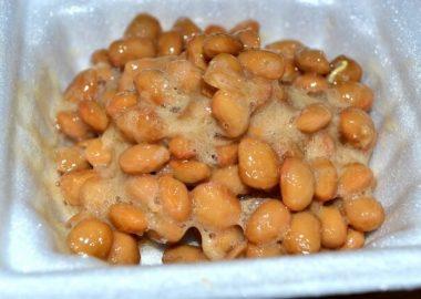 ねちゃねちゃとした納豆