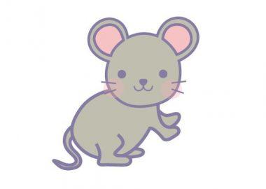 ちゅーちゅーと鳴くネズミ