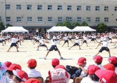 ずんちゃっちゃと踊る運動会