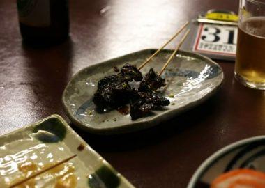 ちょぴりと串焼き